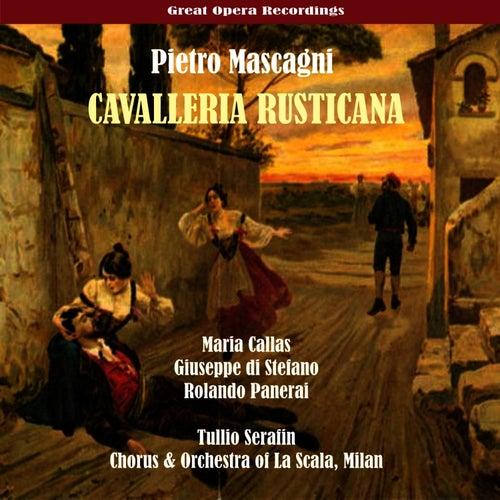 Pietro Mascagni: Cavalleria Rusticana (Callas, di Stefano, Panerai, Serafin) [1953] by Maria Callas