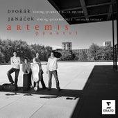 Play & Download Dvorak Janacek String Quartets by Artemis Quartet | Napster