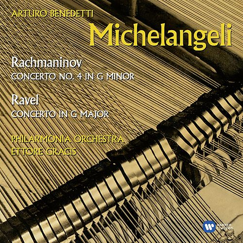 Play & Download Ravel & Rachmaninov: Piano Concertos by Philharmonia Orchestra | Napster