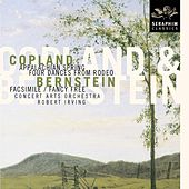 Play & Download Copland & Bernstein: American Ballet by Concert Arts Orchestra | Napster
