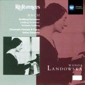 Bach: Goldberg Variations etc. by Wanda Landowska