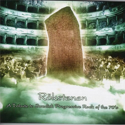 Play & Download Rokstenen, a Tribute to Swedish Progressive Rock of the 70's by Various Artists | Napster