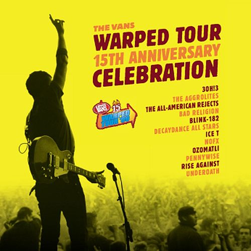 Play & Download Warped 15th Anniversary Celebration by Various Artists | Napster