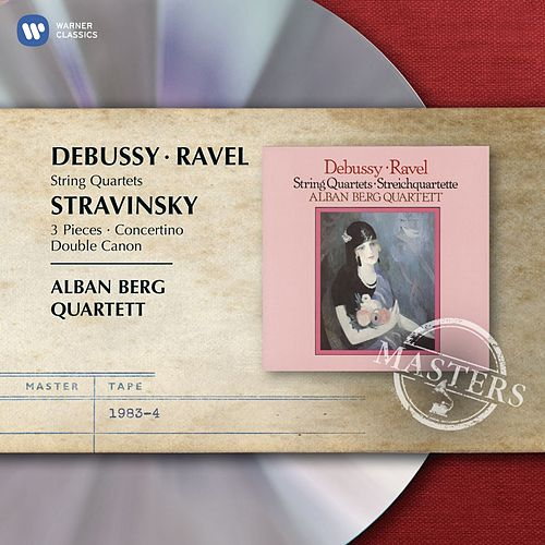 Play & Download Ravel/Debussy: String Quartets by Alban Berg Quartet | Napster
