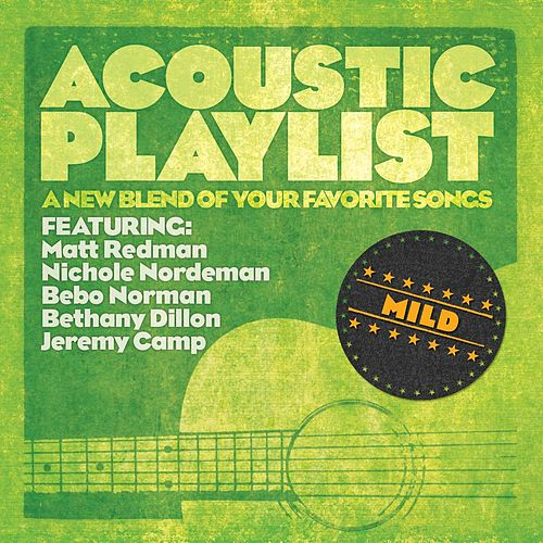 Acoustic Playlist: Mild - A New Blend Of Your Favorite Songs by Various Artists