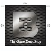 Play & Download The Game Don't Stop by Heather B | Napster