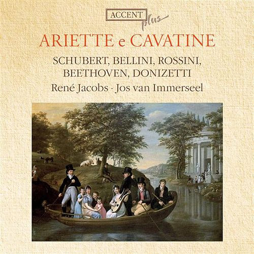 Ariette e Cavatine by Rene Jacobs