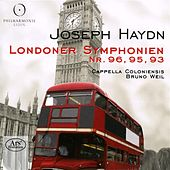 Play & Download Haydn: Symphonies Nos. 93, 95 & 96 by Bruno Weil | Napster