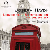 Play & Download Haydn: Symphonies Nos. 94, 97 & 98 by Bruno Weil | Napster