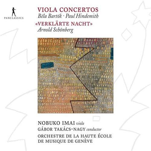 Bartok: Violin Concerto - Schoenberg: Verklarte Nacht by Various Artists