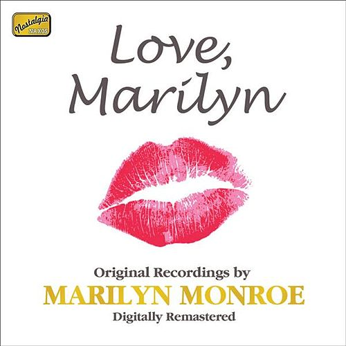 Play & Download Love, Marilyn - Original Recordings by Marilyn Monroe (1953-1958) by Various Artists | Napster