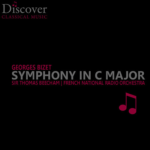Bizet: Symphony in C Major by The French National Radio Orchestra