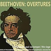 Play & Download Beethoven: Overtures by Various Artists | Napster