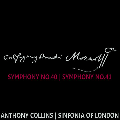 Mozart: Symphonies Nos. 40 & 41 by Sinfonia Of London