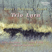 Ravel Debussy Faure by Erica Goodman