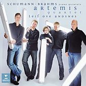 Play & Download Schumann & Brahms Piano Quintet by Artemis Quartet | Napster