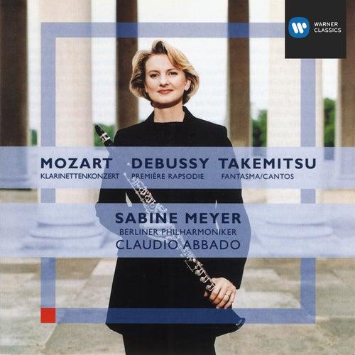 Mozart: Clarinet Concerto/Debussy: Première Rhapsodie/Takemitsu: Fantasma/Cantos by Sabine Meyer
