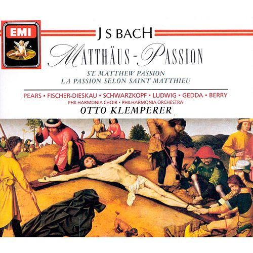 St Matthew Passion - Bach by Viola Tunnard