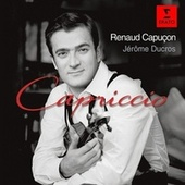 Play & Download Capriccio - Works for Violin and Piano (Digital version) by Jerome Ducros | Napster