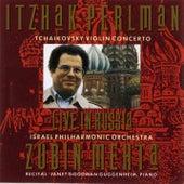 Tchaikovsky: Violin Concerto etc.Violin Concerto by Itzhak Perlman