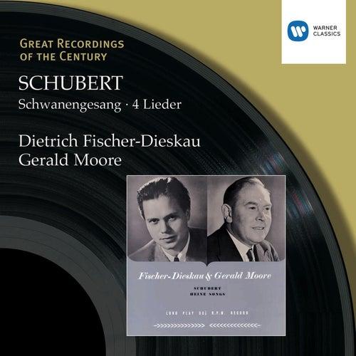 Schubert: Schwanengesang etc by Gerald Moore
