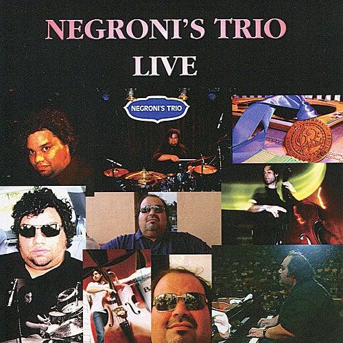 Live de Negroni's Trio