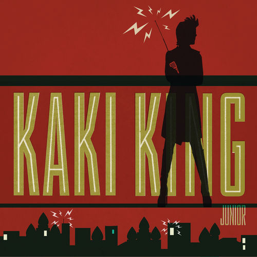 Play & Download Junior by Kaki King | Napster