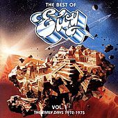 The Best Of Eloy, Vol. 1 - The Early Days 1972-1975 von Eloy