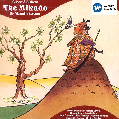 Play & Download Sullivan - The Mikado by Various Artists | Napster