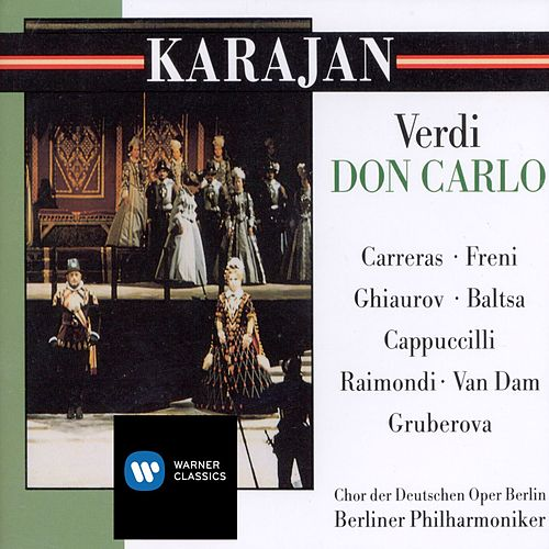 Play & Download Verdi - Don Carlos by Berliner Philharmoniker | Napster