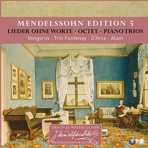 Play & Download Mendelssohn Edition Volume 5 - Keyboard & Chamber Music by Various Artists | Napster