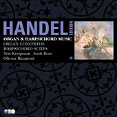 Handel Edition Volume 10 - Organ & Harpsichord Music by Various Artists