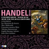 Handel Edition Volume 9 - Orchestral Music by Various Artists