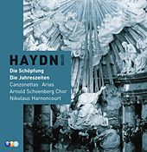 Haydn Edition Volume 6 - Die Schöpfung, Die Jahreszeiten, Canzonettas, Arias by Various Artists