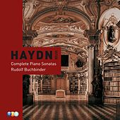 Play & Download Haydn Edition Volume 3 - Piano Sonatas [Complete] by Rudolf Buchbinder | Napster