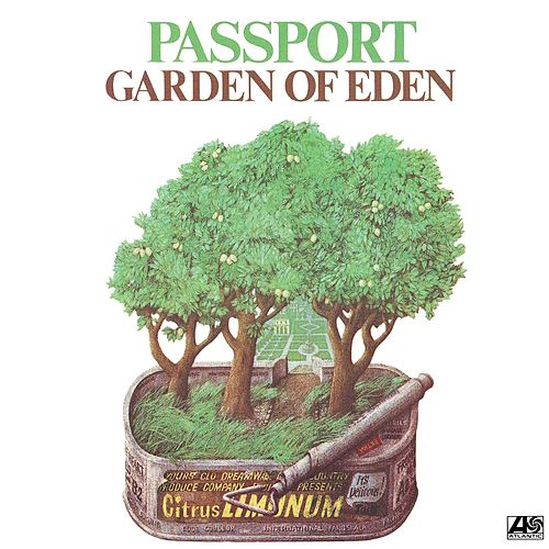 Garden Of Eden by Klaus Doldingers Passport