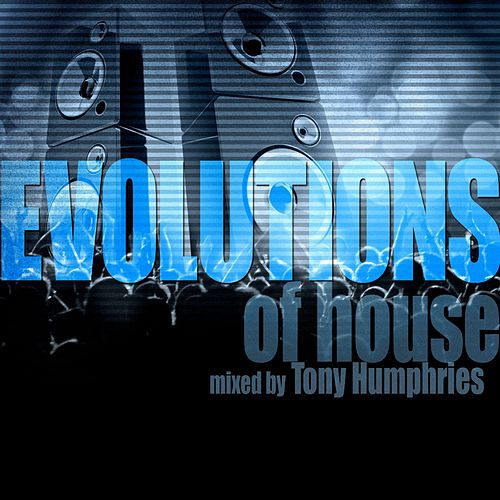 Nervous: Evolutions of House Mixed by Tony Humphries by Various Artists
