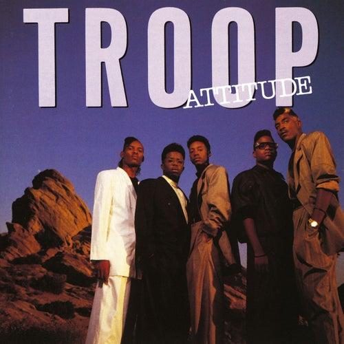 Attitude by Troop