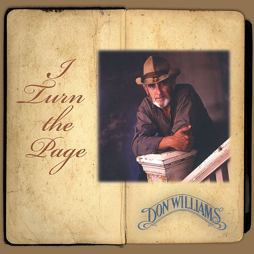 I Turn The Page by Don Williams