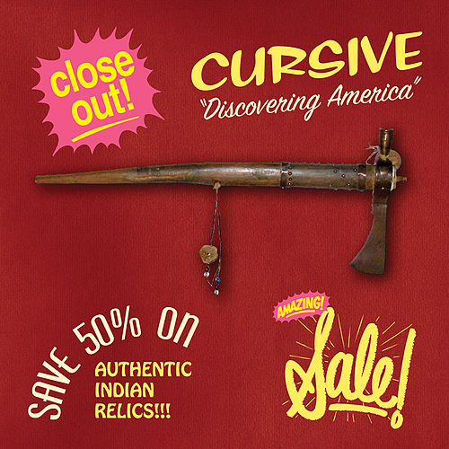 Discovering America by Cursive