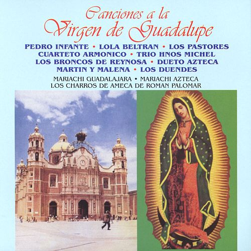 Play & Download Canciones a la Virgen de Guadalupe by Various Artists | Napster