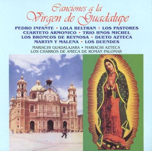 Canciones a la Virgen de Guadalupe by Various Artists