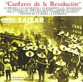 Play & Download Cantares de la Revolución by Hermanos Zaizar | Napster