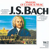 Masters Of Classical Music: Johann Sebastian Bach by Various Artists
