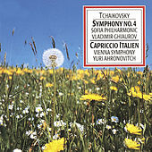 Tchaikovsky: Symphony No. 4 & Capriccio Italien by Various Artists