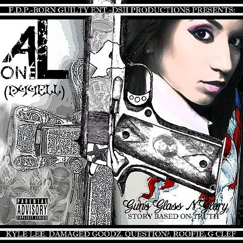 Play & Download Guns Glass N' Glory EP by Al-One | Napster