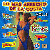 Los Mass Arrecho De La Costa Vol 3 by Various Artists