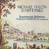 Michael Haydn: Eight Symphonies by The Bournemouth Sinfonietta