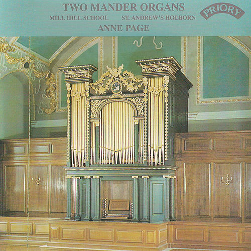 Two Mander Organs by Anne Page