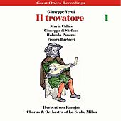 Verdi - Il Trovatore [1956], Volume 1 by Chorus of La Scala
